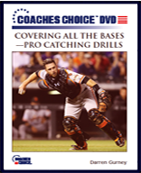 Pro Catching Drills DVD